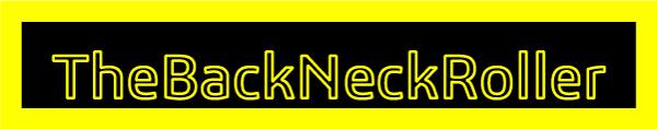 TheBackNeckRoller Logo
